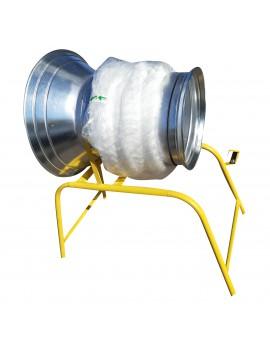Установки для упаковки ёлок в сетку