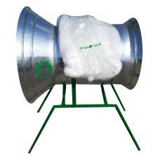 Установка для упаковки ёлок в сетку ф55 см