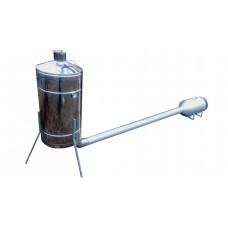 Коптильная установка холодного и горячего копчения