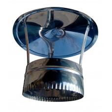 Особенности установки дымохода в деревянном доме