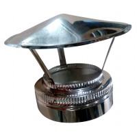 Термогрибок ф120/ф180 мм нерж/нерж