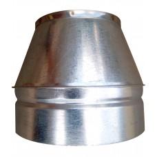 Конус ф160/ф220 нерж/оцинк